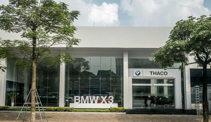 Đại lý BMW tại Hà Nội