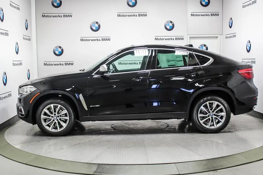 BMW X6 xDrive 35i (Máy xăng) - Hình 8
